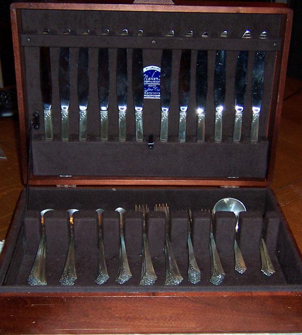 Silver in Box