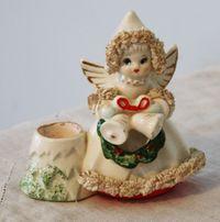 Angelcandleholder