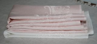 Pinknapkins